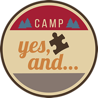 Camp Yes And's Logo